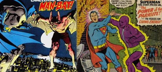 InvestComics: Comic Book Debate – Detective Comics #400 vs. Action Comics #340