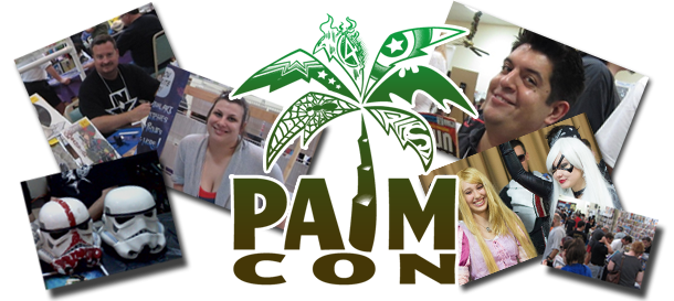 PalmCon 3! – The Palm Beach County Comic Book and Collectibles Show!