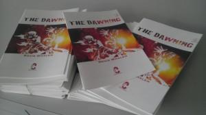 The Dawning #1 InvestComics Publications