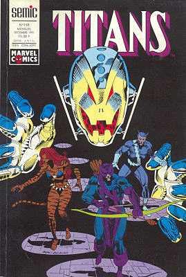 titans 155 deadpool