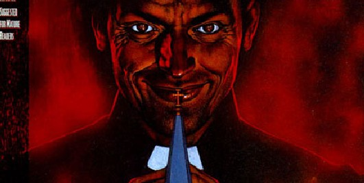 "AMC opts possible DC's Vertigo ""Preacher"" Pilot"
