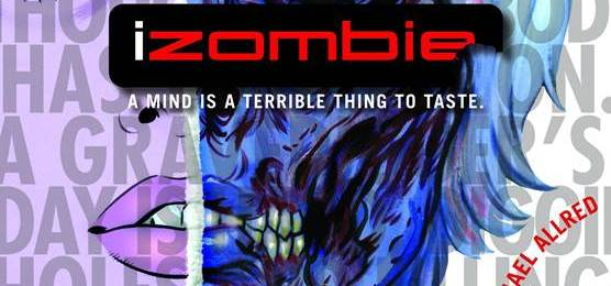 DC Vertigo iZombie Headed to CW