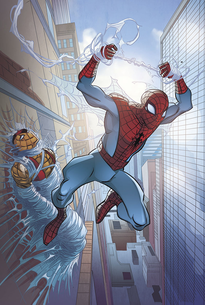 AMAZING SPIDER-MAN: WHO AM I? Launches in April as Marvel's Next INFINITE COMIC Series!
