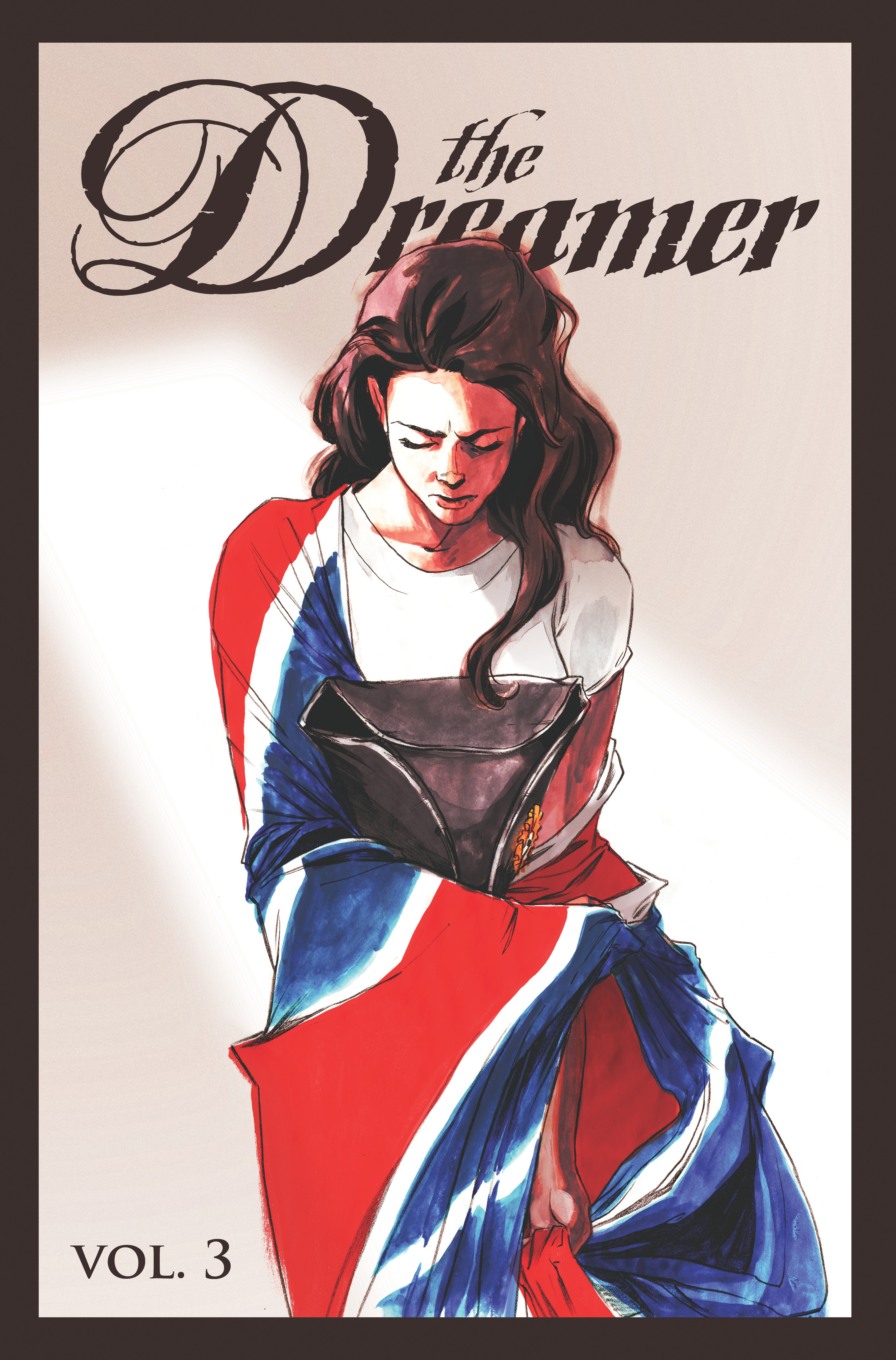 The Dreamer Volume 3 Coming March 2014