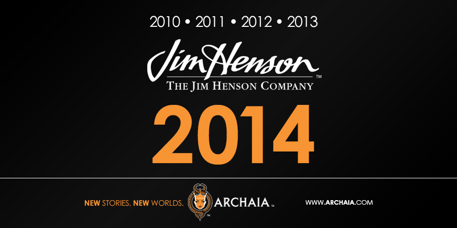 BOOM!/ARCHAIA tease Jim Henson studios comics for 2014.