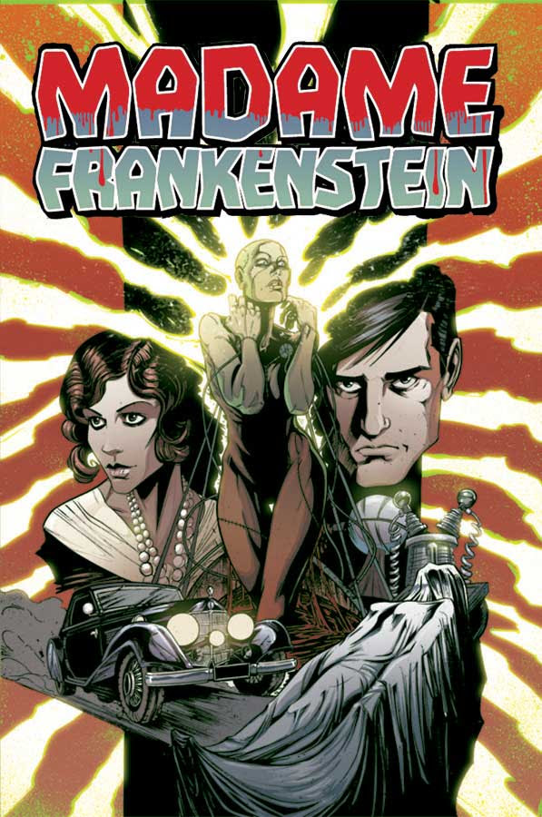 MADAME FRANKENSTEIN