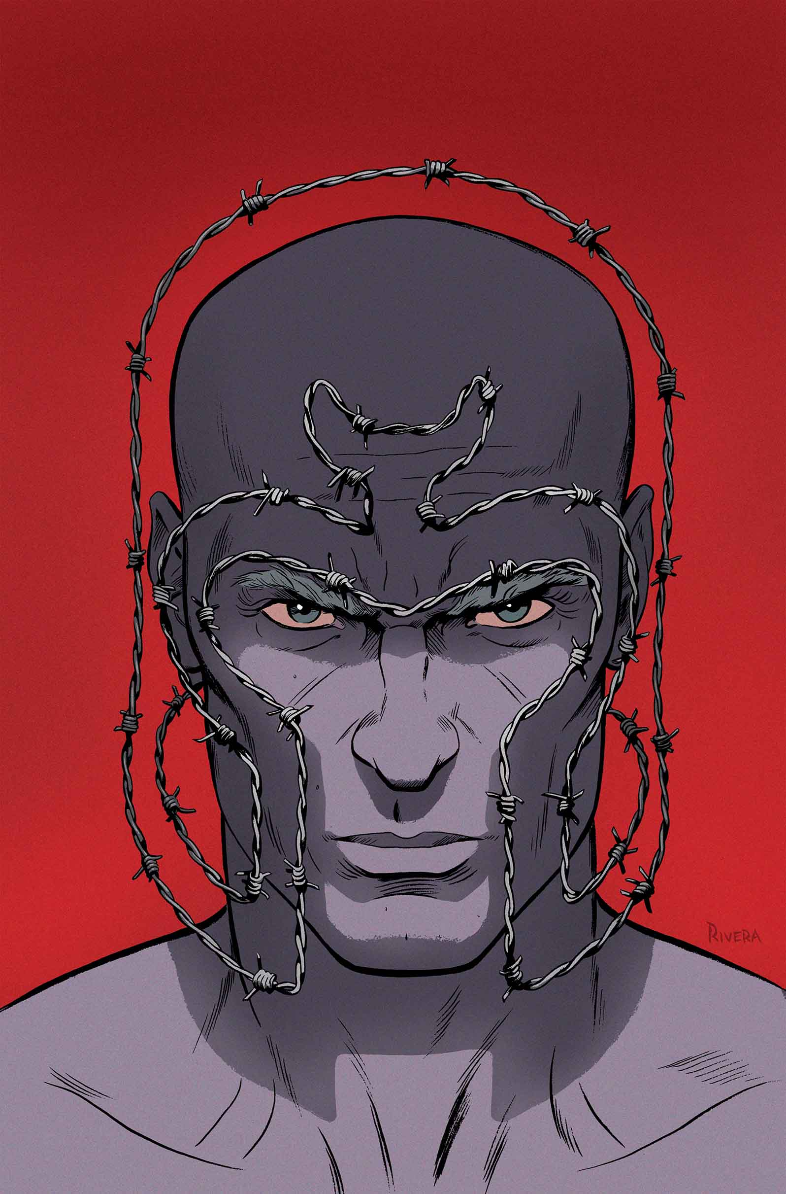 First Look at MAGNETO #1