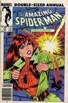 annual 19 spider-man first Smythe