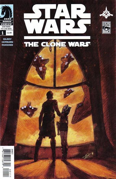 Star Wars Clone Wars 1 first Tano