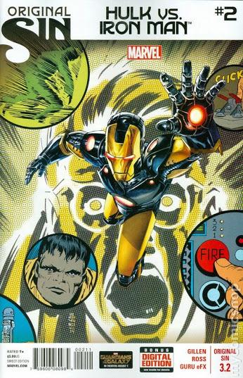first extremis hulk