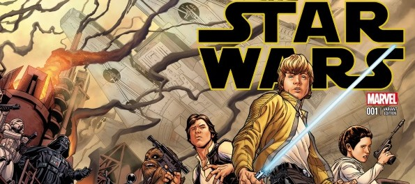 First Look At Marvel's Star Wars #1 Variant By Joe Quesada