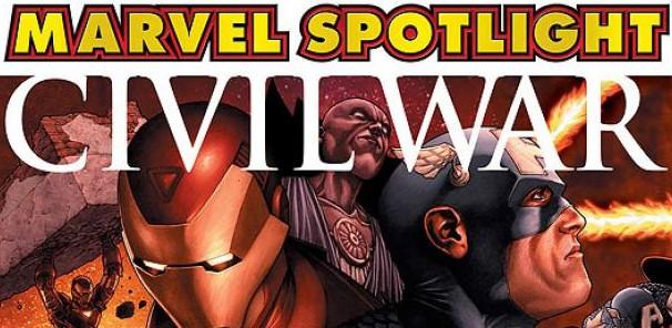 InvestComics Spotlight Pick – Marvel Spotlight: Civil War
