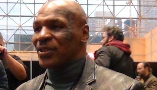 Mike Tyson: NYCC 2014