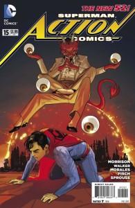 Action Comics #15 2013 InvestComics