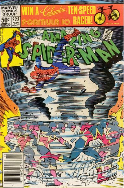 Amazing Spider-Man 222 InvestComics
