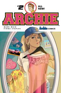 Archie #2 InvestComics