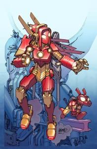 Armor Wars #1 InvestComics