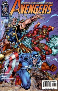 Avengers 8 InvestComics