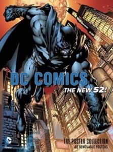 DC Comics New 52 Poster book collection InvestComics