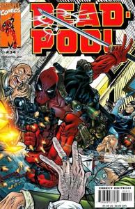 Deadpool 34 InvestComics