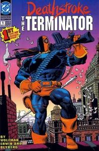 Deathstroke The Terminator #1 InvestComics