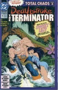 Deathstroke The Terminator #15 InvestComics