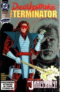 Deathstroke The Terminator #23 InvestComics