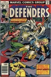 Defenders 47 InvestComics