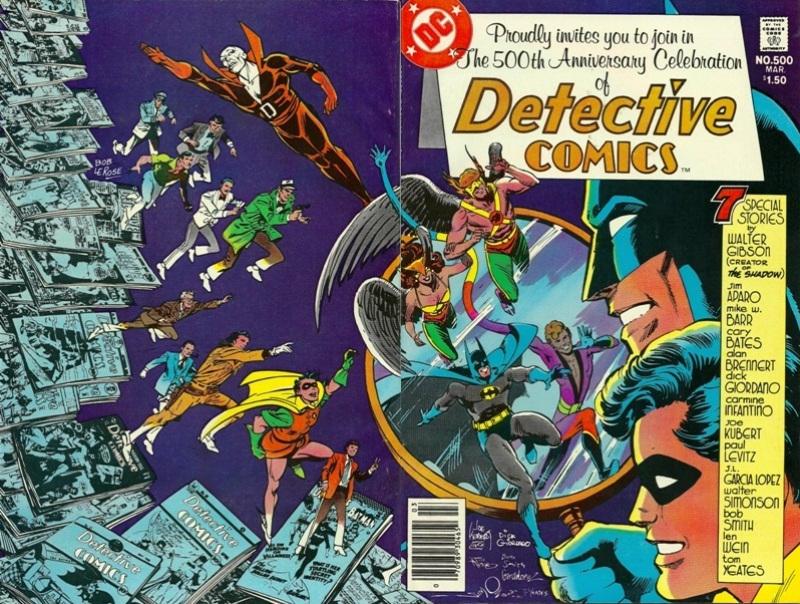 Detective Comics 500 InvestComics
