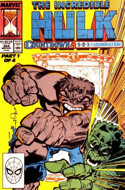 Incredible Hulk 364 InvestComics