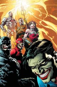 Justice League #41 InvestComics