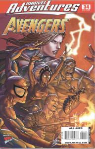 Marvel Adventures The Avengers #34 InvestComics