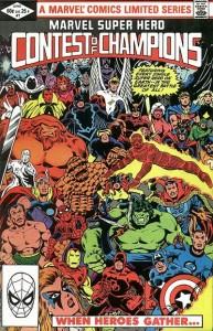 Marvel Super Hero Contest of Champions 1 InvestComics