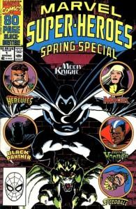 Marvel Super Heroes Spring Special 1 InvestComics