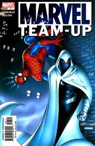 Marvel Team Up 7 InvestComics
