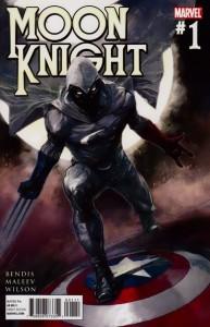 Moon Knight 1 2011 InvestComics