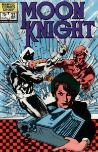 Moon Knight 33 1983 InvestComics