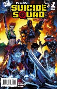 New Suicide Squad #1 InvestComics