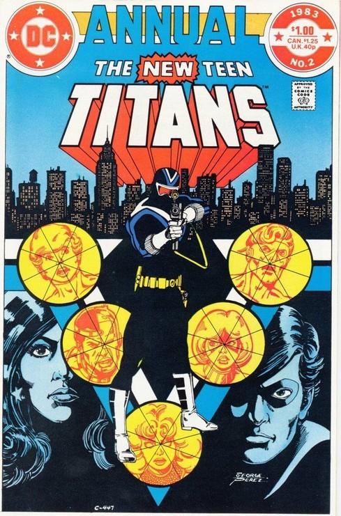 New Teen Titans Annual 2 InvestComics
