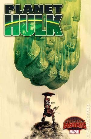 Planet Hulk #1 InvestComics