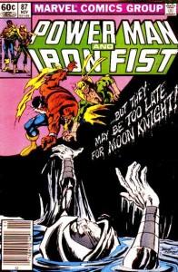Power Man and Iron Fist 87 InvestComics