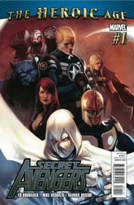 Secret Avengers 1 InvestComics