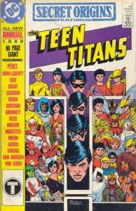Secret Origins Featuring The Teen Titans #3 InvestComics