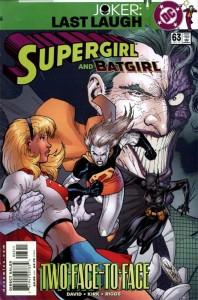 Supergirl 63 InvestComics