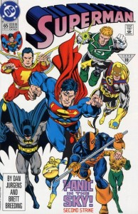 Superman #65 InvestComics