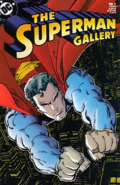 Superman Gallery 1 InvestComics