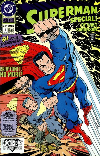 Superman Special 1 InvestComics