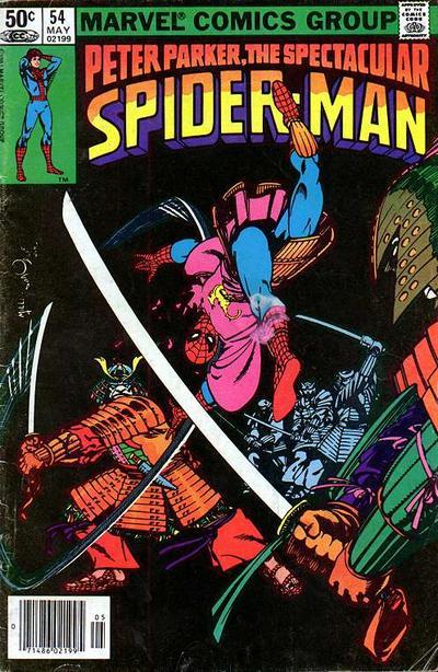 The Spectacular Spider-Man 54 InvestComics