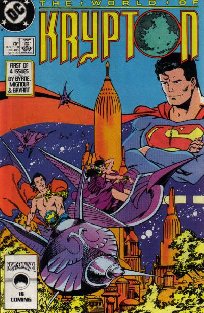 The World of Krypton 1 InvestComics