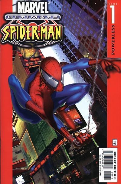 Ultimate Spider-Man #1 InvestComics